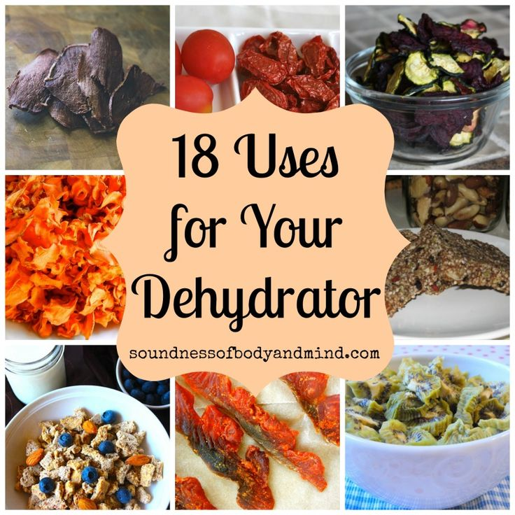 124 best dehydrating images on pinterest dehydrator recipes 18 uses for dehydrator forumfinder Choice Image