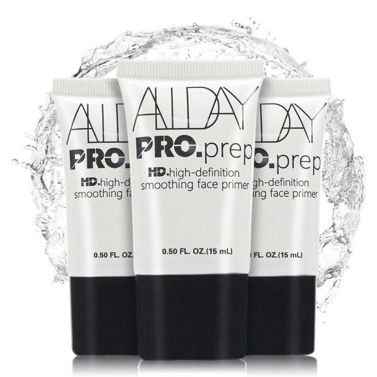 PRO.prep Transparent Smoothing Face Primer
