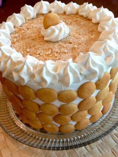 Heavenly Scents Recipes: Banana Pudding Cake