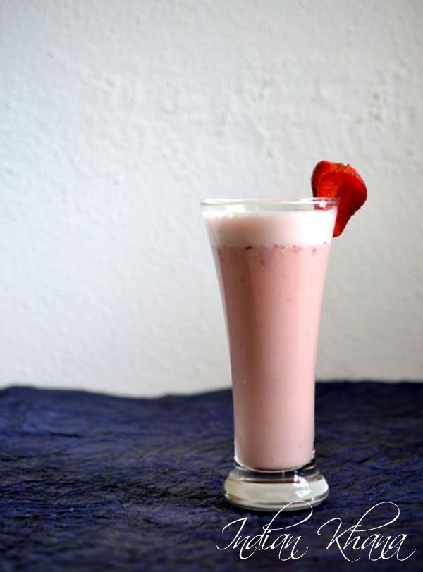 Strawberry-Lassi-Recipe