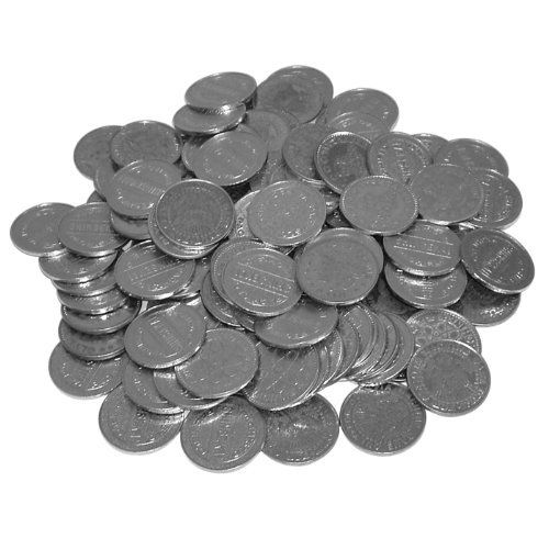 "300 pack of tokens for slot machines - Slot Machines > Slot Machine Tokens by Trademark Global. $25.01. For use in the exciting ""Skill Stop"" electronic slot machines, this is a refill of 300 tokens. Solid stamped metal, these tokens feature a tree-like design on both sides and are about the size of a United States quarter. 24mm Hit the jackpot and listen to hundreds of these tokens chime in the money collector!"