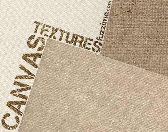 Free Hi-Res Canvas Textures + Seamless