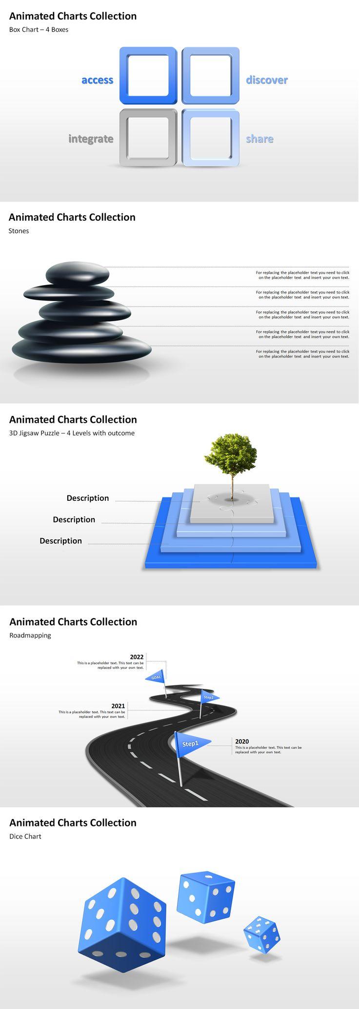 Animation PowerPoint, animierte Vorlagen in hoher Qualität http://www.presentationload.de/powerpoint-charts-diagramme/animierte-charts/
