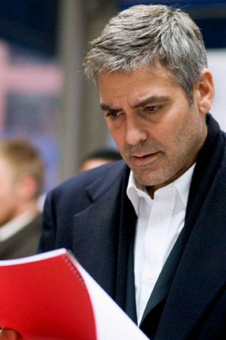 George Clooney- Favorite Book- War & Peace by Leo Tolstoy