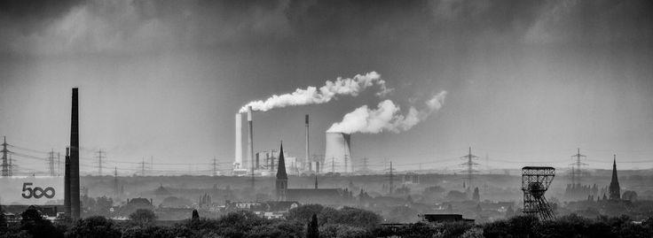 Sky over Oberhausen by Arjen Dijk on 500px