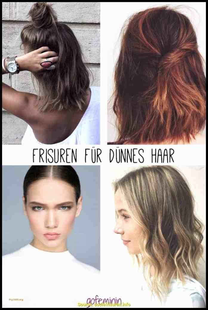 Frisuren fur dunnes haar locken