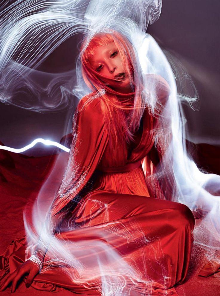 Issa Lish by Sølve Sundsbø for Vogue Italia March 2015 4