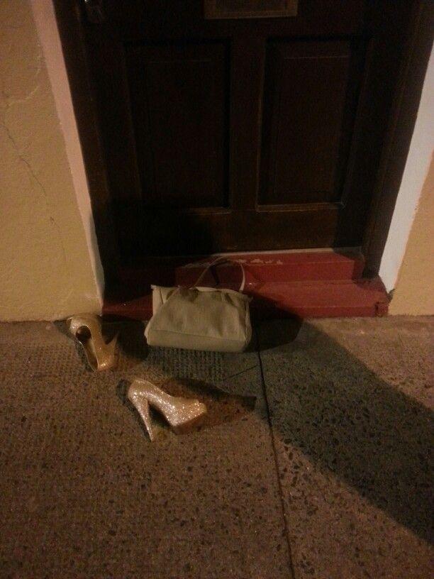 Door step stories.....