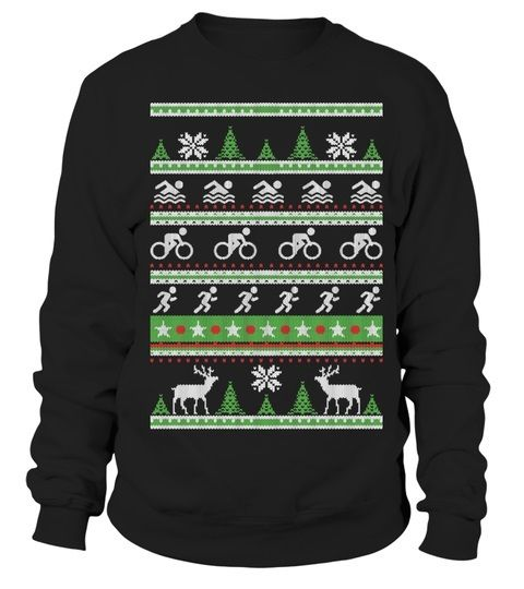 Christmas ugly sweaters. TRIATHLON UGLY CHRISTMAS SWEATSHIRT. Christmas ugly sweaters | funny Christmas sweater | tacky Christmas sweaters | inappropriate Christmas sweaters | offensive Christmas sweaters | cheap Christmas sweaters | women's Christmas sweaters | matching Christmas sweaters | couples Christmas jumpers | men's Christmas jumpers | light up Christmas sweater | cute Christmas sweaters | Christmas ugly sweaters ideas | Christmas ugly sweaters diy | Christmas ugly sweaters party |