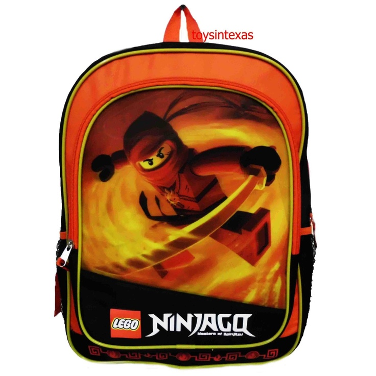 kids backpacks ninjago