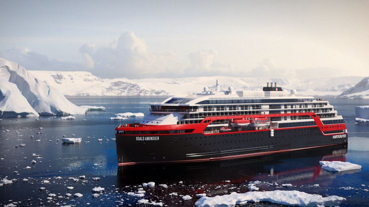 Expeditions-Seereisen 2018/2019: Hurtigruten schickt das erste Hybrid-Expeditionsschiff der Welt in die Antarktis Oslo, November 2016 – 32 neue Destinationen steuern die Hurtigruten Expedit…
