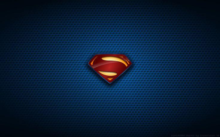 Wallpaper - Man Of Steel Suit Logo by Kalangozilla on DeviantArt