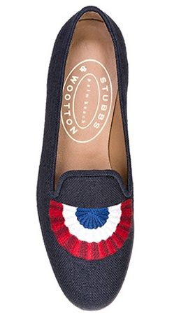 Stubbs and Wootton Federal Navy Slipper   https://www.stubbsandwootton.com/shop-women/slippers/federal-navy-federal-navy.html