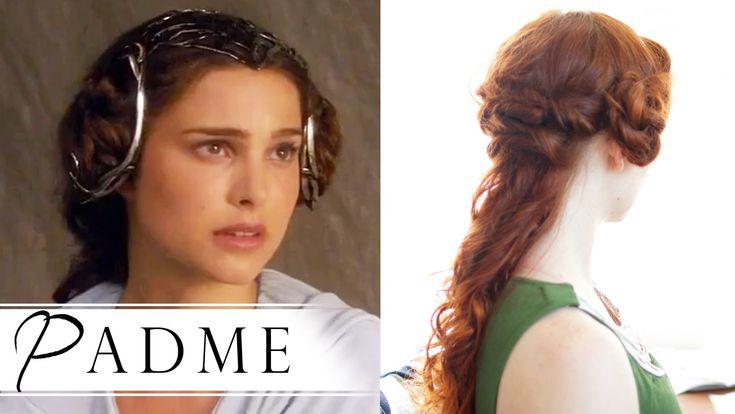 30 Prom Hairstyles Princess Leia Hairstyles Ideas Walk The Falls