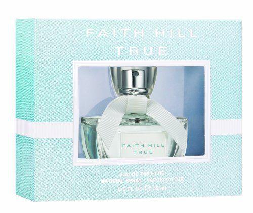 Faith Hill True Eau-De-Toilette Spray by Faith Hill, 0.5 Fluid Ounce - http://www.theperfume.org/faith-hill-true-eau-de-toilette-spray-by-faith-hill-0-5-fluid-ounce/