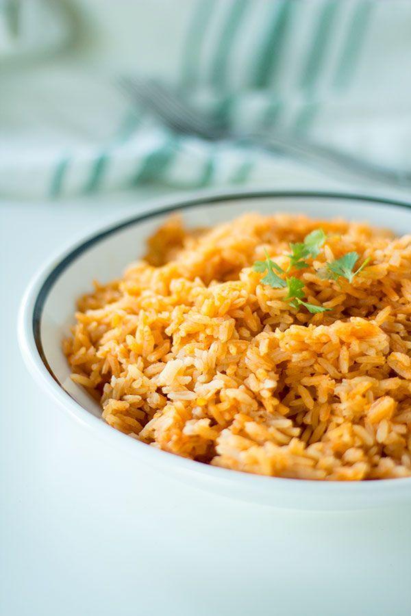 simple spanish rice ~ Well Floured