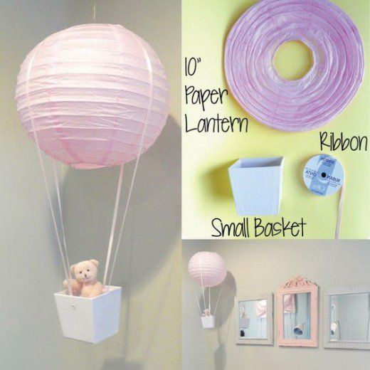 DIY Baby Shower Ideas