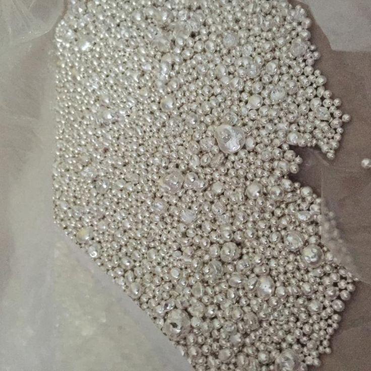 SREBRO -Granulat Srebrny Przemysłowy 999,9