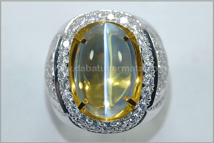 Super Crystal Body Glass CAT'S EYE, Tajam + Mulus - CE 129