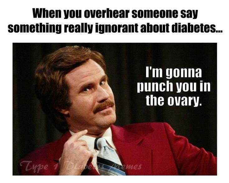 Funny Meme Types : Type diabetes memes pinterest
