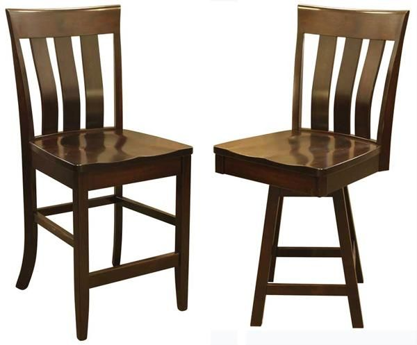 Beautiful Craftsman Stool and Table Set