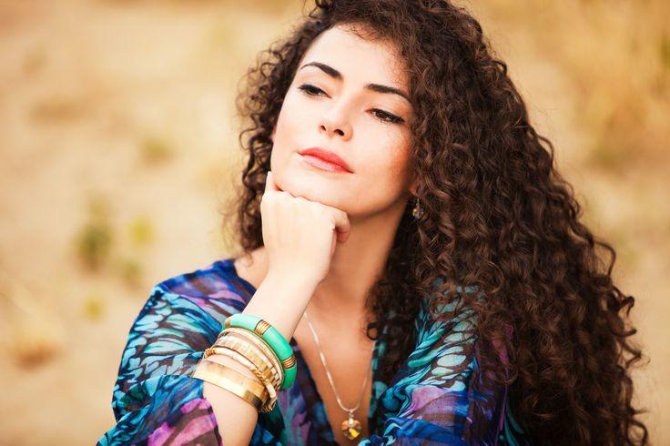 Curly Brazilian virgin hair