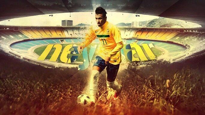 Neymar Brasiil