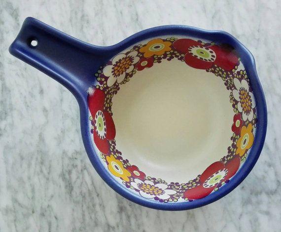 Mira este artículo en mi tienda de Etsy: https://www.etsy.com/es/listing/470843308/figgjo-flint-saucepan-maja-pattern-turi