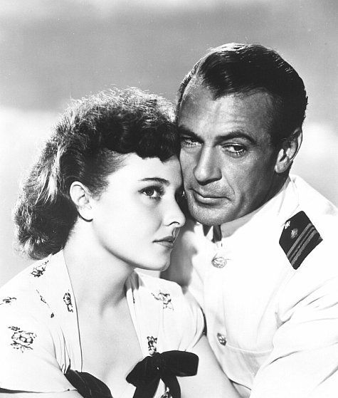 Gary Cooper | Gary Cooper and Laraine Day in The Story of Dr. Wassell