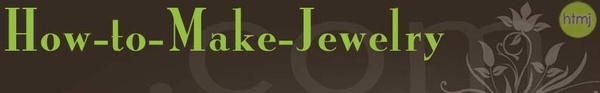 How to make Jewelery - If you're ever looking for instructions on how to make something you've seen - this place will have it for you! #craft #diy #jewelery #bracelet #instructions
