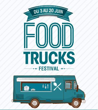 Food-truck festival Vélizy 2 :: Monitinerant