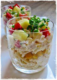 Rezepte mit Herz ♥: Sommer-Nudelsalat