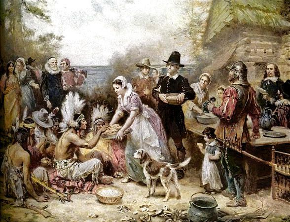 Thanksgiving: tradition, history and turkey trivia