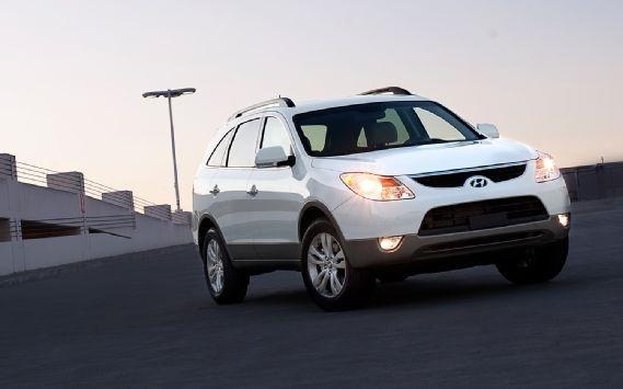 2012 Hyundai Veracruz Medium SUV Inspiring from Lexus RX