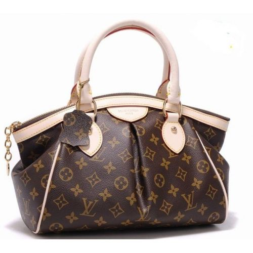 # M40143 Louis Vuitton Monogram Canvas Tivoli PM Bag