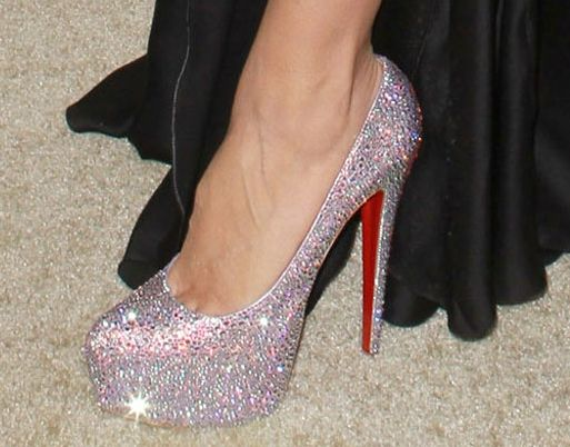 christian louboutin $6000 shoes