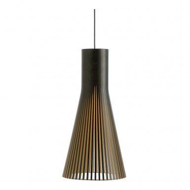 Secto 4200 Svart Pendel | Secto Design | Länna Möbler | Handla online
