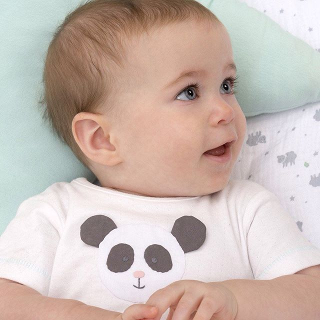 Cutie pie #KydLoves #panda love #blackandwhite #albetta #cutebaby