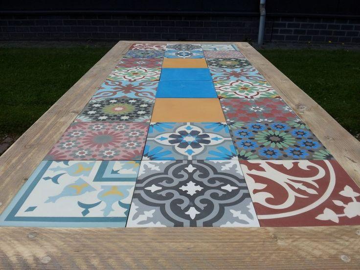 mozaiek tafel - Google zoeken
