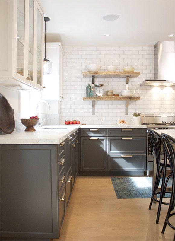 Hållbart och klassiskt – 27 gråa kök | Sköna hem