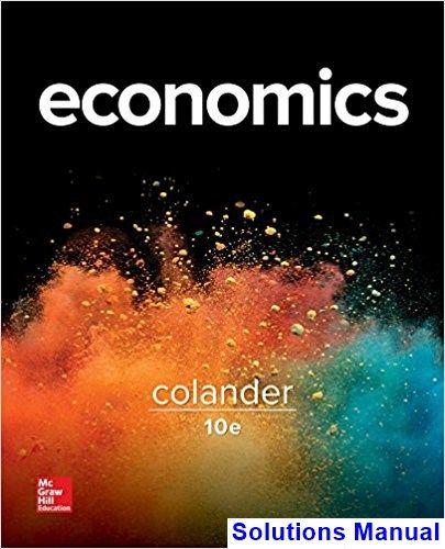 59 best solutions manual download images on pinterest federal economics irwin economics edition by david colander fandeluxe Images