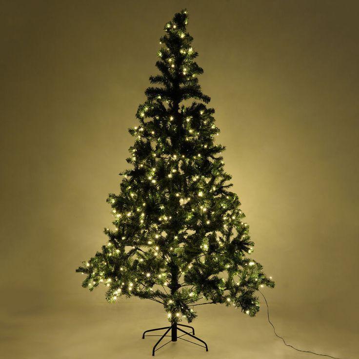 8ft Christmas Tree Pre Lit