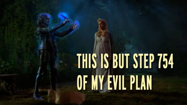 Rumplestiltskin, Once Upon A Time. Really though. --- Can't stop laughing this is waaaay too accurate XD