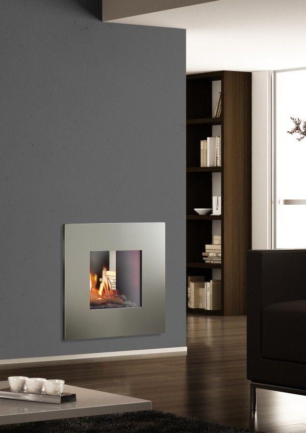 Portofino 50 Balanced Flue Gas Fire Double Sided Gas Fireplace Double Sided Fireplace Fireplace Inserts