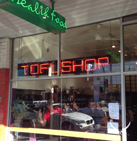 Up towards the Punt Road end of Bridge Road, the Tofu Shop International is a long-time favourite of vegetarians and healthy eaters alike. With a revolving selection of vegetarian dishes (with or without tofu), variety is the spice of life at Tofu Shop.