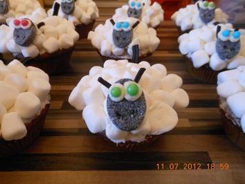 Schaf Cupcake Rezept - Rezepte kochen - kochbar.de