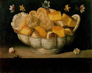 Josefa d`Óbidos, Doces e flores