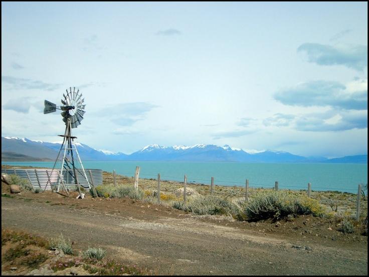 Lago Argentino - El Calafate - Argentina