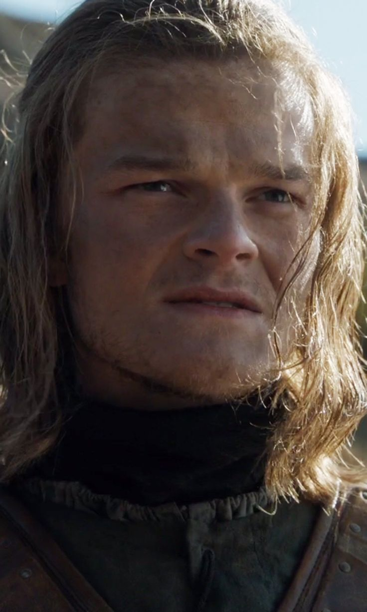 Who is that gentleman playing Young Ned Stark? You haven't seen him before, and here's why.