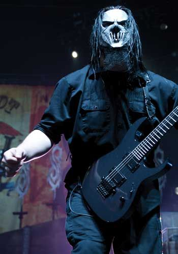 Slipknot: #7 - Mick Thomson (Guitarist)